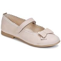 Παπούτσια Κορίτσι Μπαλαρίνες Citrouille et Compagnie PAPILLONE Κρεμ