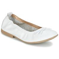 Παπούτσια Κορίτσι Μπαλαρίνες Citrouille et Compagnie JAPPALIE MOCA Άσπρο