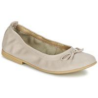 Παπούτσια Κορίτσι Μπαλαρίνες Citrouille et Compagnie JAPPALIE MOCA Κρεμ