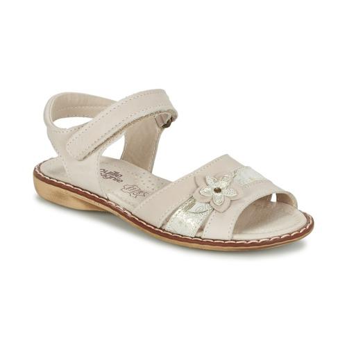Παπούτσια Κορίτσι Σανδάλια / Πέδιλα Citrouille et Compagnie ANDALIA Beige