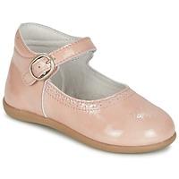Παπούτσια Κορίτσι Μπαλαρίνες Citrouille et Compagnie BOUJBOUJ Ροζ