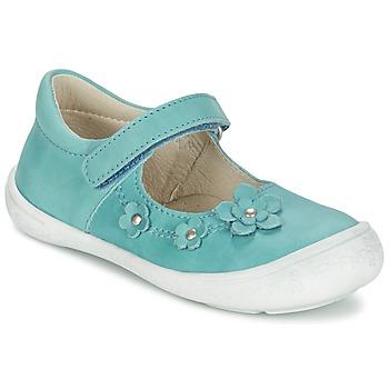 Παπούτσια Κορίτσι Μπαλαρίνες Citrouille et Compagnie MELINA BIS Μπλέ