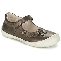 Παπούτσια Κορίτσι Μπαλαρίνες Citrouille et Compagnie MELINA BIS Brown / Irisé