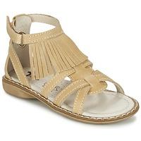 Παπούτσια Κορίτσι Σανδάλια / Πέδιλα Citrouille et Compagnie CONQUITA Beige