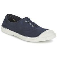 Παπούτσια Γυναίκα Χαμηλά Sneakers Bensimon TENNIS LACET Marine