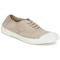 Παπούτσια Γυναίκα Χαμηλά Sneakers Bensimon TENNIS LACET DARK / Beige