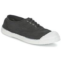 Παπούτσια Γυναίκα Χαμηλά Sneakers Bensimon TENNIS LACET CARBONE