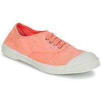Παπούτσια Γυναίκα Χαμηλά Sneakers Bensimon TENNIS LACET CORAIL