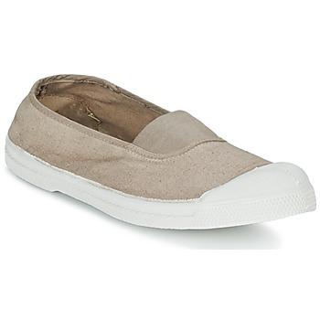 Παπούτσια Γυναίκα Χαμηλά Sneakers Bensimon TENNIS ELASTIQUE Beige