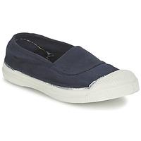Παπούτσια Παιδί Μπαλαρίνες Bensimon TENNIS ELASTIQUE MARINE