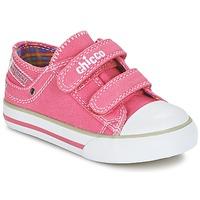 Παπούτσια Κορίτσι Χαμηλά Sneakers Chicco CEDRO ροζ