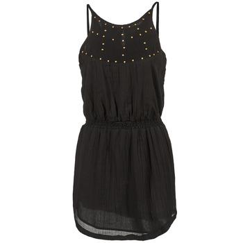 Υφασμάτινα Γυναίκα Κοντά Φορέματα Rip Curl MIDNIGTH HOUR Black