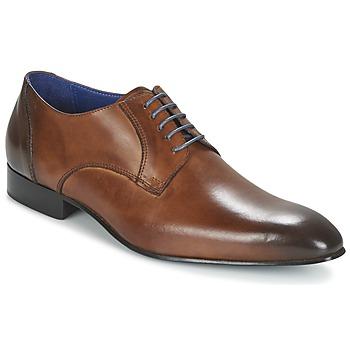 Παπούτσια Άνδρας Derby Carlington EMRONE Brown