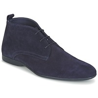 Παπούτσια Άνδρας Μπότες Carlington EONARD μπλέ