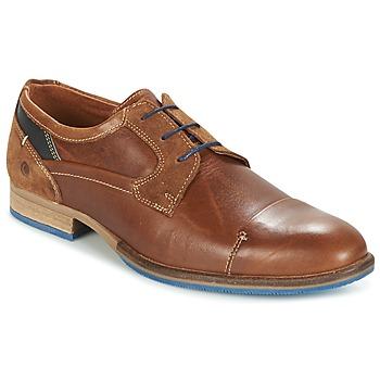Παπούτσια Άνδρας Derby Carlington ENDRI Camel