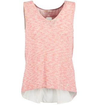 Αμάνικα/T-shirts χωρίς μανίκια LPB Woman NODOLA Σύνθεση: Βαμβάκι,Πολυεστέρας,Ακρυλικό & Σύνθεση επένδυσης: Πολυεστέρας