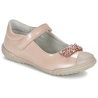 Παπούτσια Κορίτσι Μπαλαρίνες Mod'8 KOM ροζ / Poudré