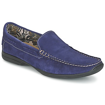 Παπούτσια Άνδρας Μοκασσίνια So Size ELIJA Μπλέ