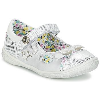 Παπούτσια Κορίτσι Μπαλαρίνες Catimini COLIBRI Argenté
