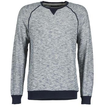 Υφασμάτινα Άνδρας Πουλόβερ Esprit LOMALI Marine / Chiné / Grey