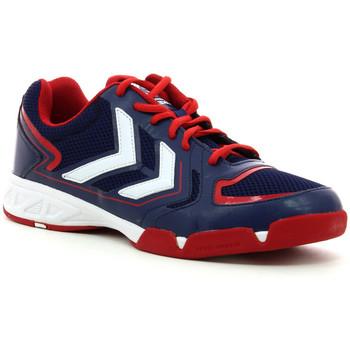 Παπούτσια Sport Indoor Hummel Celestial X5 Marine/rouge