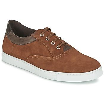 Παπούτσια Άνδρας Χαμηλά Sneakers Casual Attitude DIMO Brown