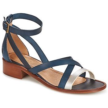 Παπούτσια Γυναίκα Σανδάλια / Πέδιλα Casual Attitude COUTIL μπλέ