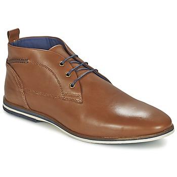 Παπούτσια Άνδρας Μπότες Casual Attitude MANXIO Brown