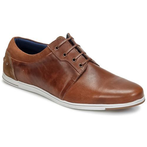 Παπούτσια Άνδρας Derby Casual Attitude COONETTE CAMEL