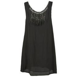 Υφασμάτινα Γυναίκα Κοντά Φορέματα See U Soon OCHORIO Black