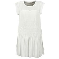 Υφασμάτινα Γυναίκα Κοντά Φορέματα See U Soon KELLITS άσπρο