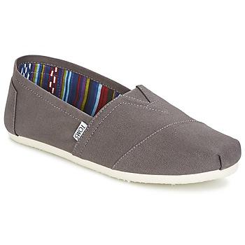 Παπούτσια Άνδρας Slip on Toms CLASSICS Grey