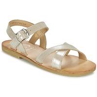 Παπούτσια Κορίτσι Σανδάλια / Πέδιλα Start Rite NICE II Gold