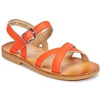 Παπούτσια Κορίτσι Σανδάλια / Πέδιλα Start Rite NICE II Orange