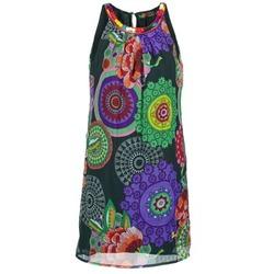 Υφασμάτινα Γυναίκα Κοντά Φορέματα Desigual ESTOLE Multicolore