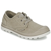 Παπούτσια Γυναίκα Χαμηλά Sneakers Palladium US OXFORD Grey