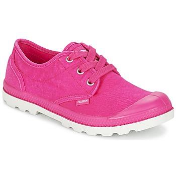 Παπούτσια Γυναίκα Χαμηλά Sneakers Palladium US OXFORD ροζ