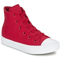 Παπούτσια Παιδί Ψηλά Sneakers Converse CHUCK TAYLOR All Star II HI Red