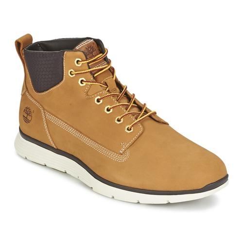 Παπούτσια Άνδρας Ψηλά Sneakers Timberland KILLINGTON CHUKKA WHEAT Blé