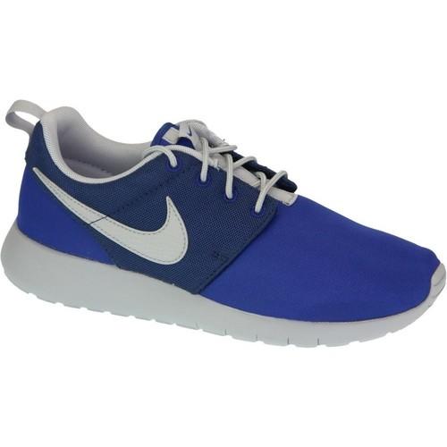 Παπούτσια Αγόρι Χαμηλά Sneakers Nike Roshe One Gs Bleu marine