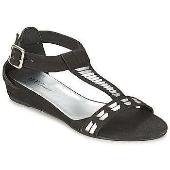 Παπούτσια Γυναίκα Σανδάλια / Πέδιλα Betty London BLACA Black