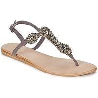 Παπούτσια Γυναίκα Σανδάλια / Πέδιλα Betty London GRETA Grey