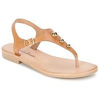Παπούτσια Γυναίκα Σανδάλια / Πέδιλα Betty London VITALLA CAMEL