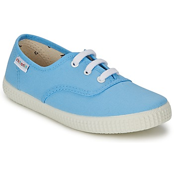 Παπούτσια Χαμηλά Sneakers Victoria INGLESA LONA Μπλέ