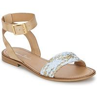 Παπούτσια Γυναίκα Σανδάλια / Πέδιλα Betty London TRESSA Μπλέ