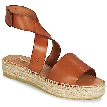Παπούτσια Γυναίκα Σανδάλια / Πέδιλα Betty London EBALUIE Camel