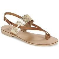 Παπούτσια Γυναίκα Σανδάλια / Πέδιλα Betty London EVACI CAMEL / DORE