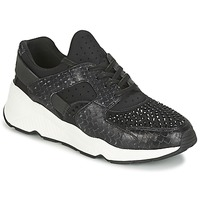 Παπούτσια Γυναίκα Χαμηλά Sneakers Ash MOOD Black