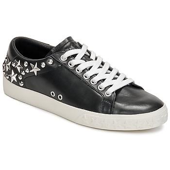 Παπούτσια Γυναίκα Χαμηλά Sneakers Ash DAZED Black