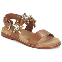 Παπούτσια Γυναίκα Σανδάλια / Πέδιλα Ash MALIBU Camel